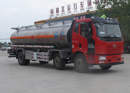 CLW5251GYYLC5铝合金运油车