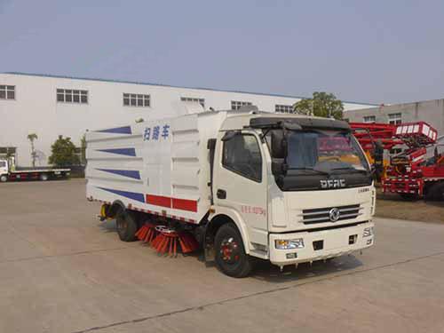 JHW5080TSLE5掃路車