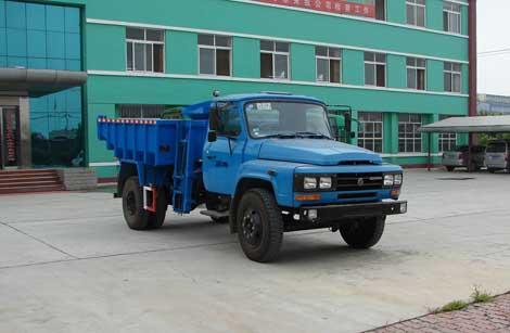 亚博体育官网140污泥自卸车图片