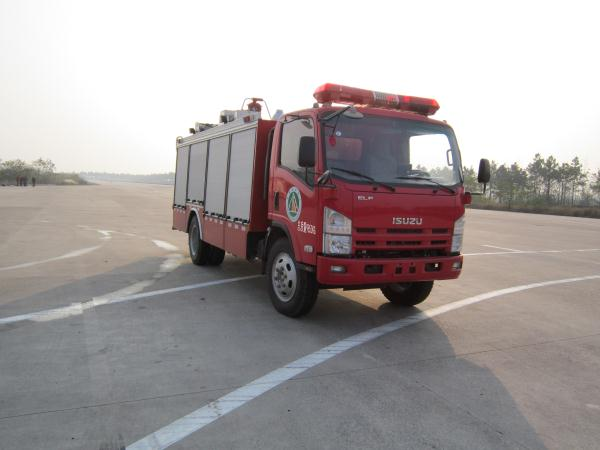 永强奥林宝牌水罐消防车(RY5105GXFSG30)发展趋势分析