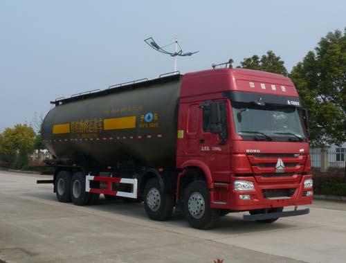 安徽开乐专用车辆AKL5310GFLZZ05型低密度粉粒物料运输车