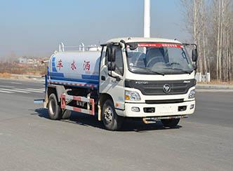 JHW5080GSSB5灑水車