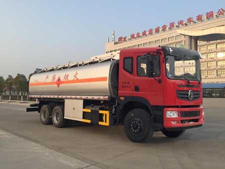 楚飞牌21吨运油车(CLQ5250GYY5)的车型配置分析