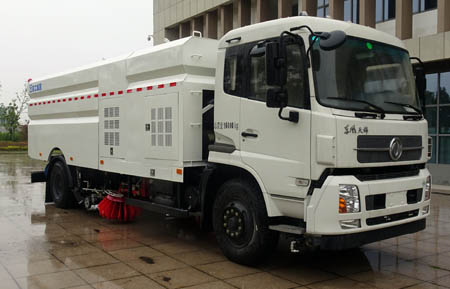 XZJ5161TXSD5洗扫车