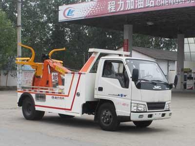 CLW5041TQZJ5清障车