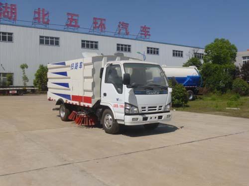 五十铃HCQ5070TSLQL5扫路车