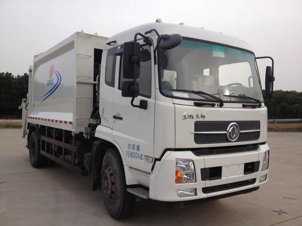 EQ5161ZYSS5压缩式垃圾车