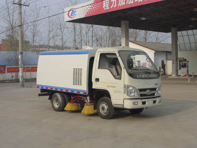 CLW5042TSLB4型扫路车