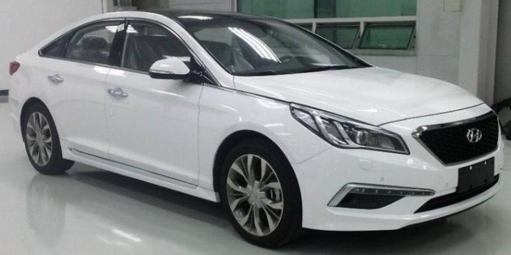 北京现代轿车