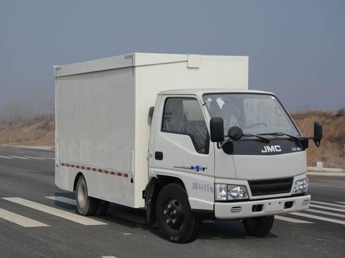 江铃国五广告车舞台车15271318777