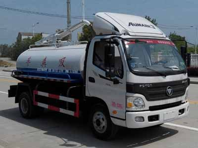 CLW5080GXEB5吸粪车