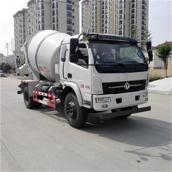 DFZ5140GJBGSZ5D混凝土搅拌运输车