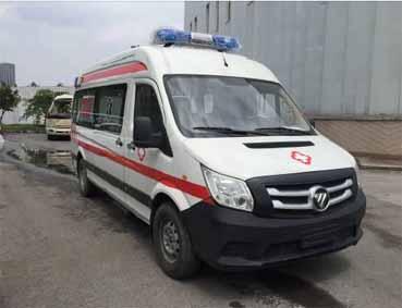 BJ5038XJH-V2救护车