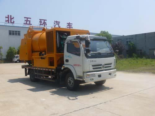 华通泵车图片