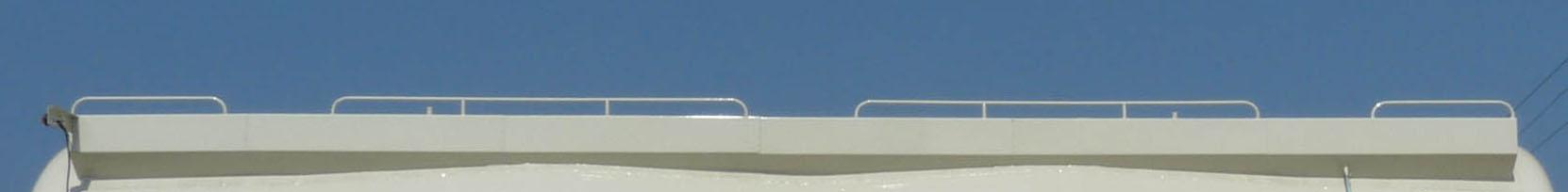 组图:安徽开乐专用车辆低密度粉粒物料运输半挂车图片,粉粒物料运输车图片