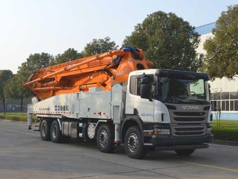 混凝土泵车 >>中联重科混凝土泵车系列更多产品