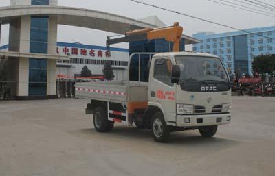 亚博体育官网小多利卡随车起重运输车图片
