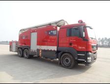 举高喷射消防车正规厂家(SGX5320JXFJP17/M),厂家直销