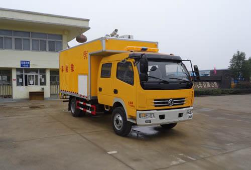 東風雙排小型救險車搶險車