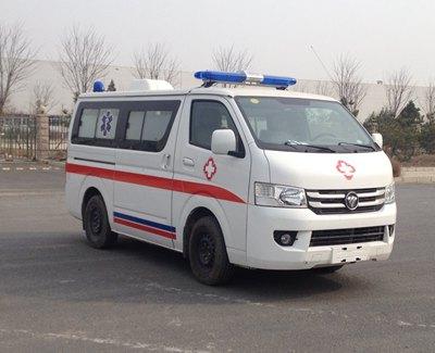 BJ5039XJH-A5救护车