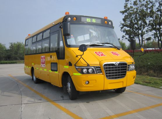 KLQ6756XQE5A幼儿专用校车