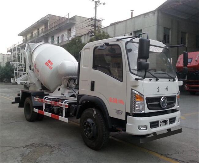 DFZ5110GJBSZ4D1混凝土搅拌运输车