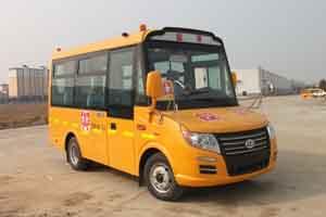 HQG6520EXC5幼儿专用校车
