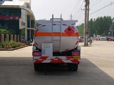 福田奥铃5吨加油车图片