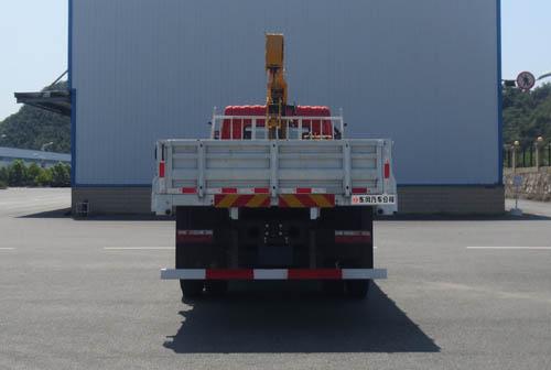 东风153(D913)玉柴180马力5-10吨随车吊