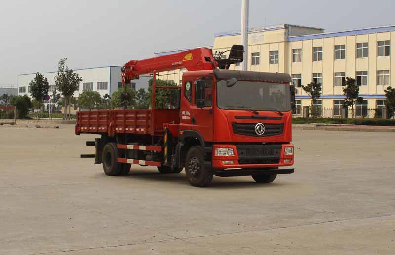 EQ5168JSQLV1随车起重运输车