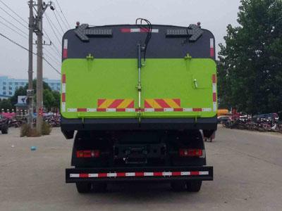 CLW5160TSLD5型扫路车