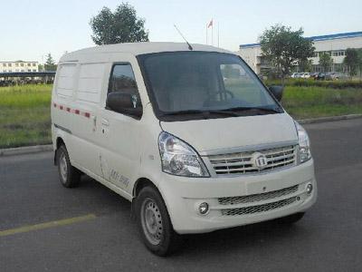 ����XXy�-yol_中植汽车纯电动厢式运输车
