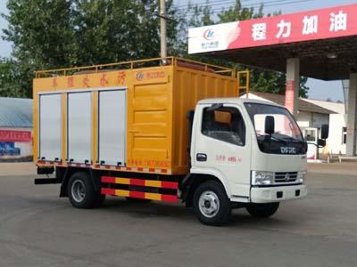 CLW5040TWC5污水处理车