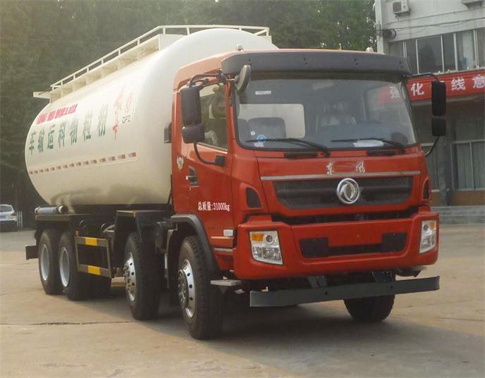 东风20吨粉粒物料运输车