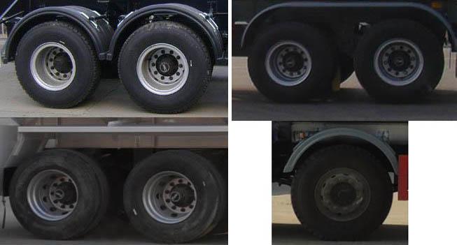 天龍鋁合金油車18.7噸(柴汽煤油)圖片