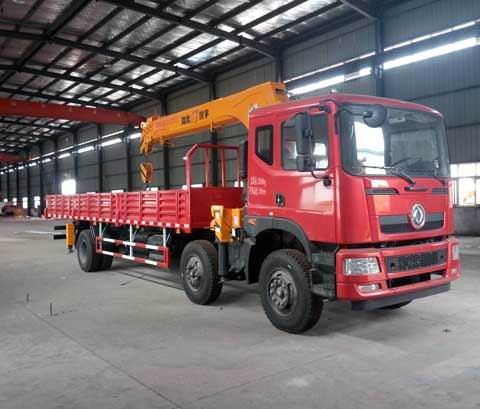 EQ5250JSQGZ5D1随车起重运输车