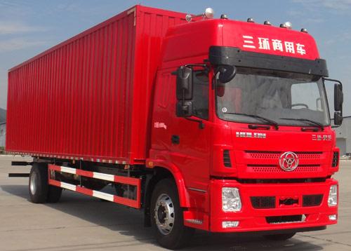厢式运输车 >>三环专用汽车厢式运输车系列更多产品