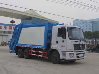 CLW5250ZYSD5压缩式垃圾车