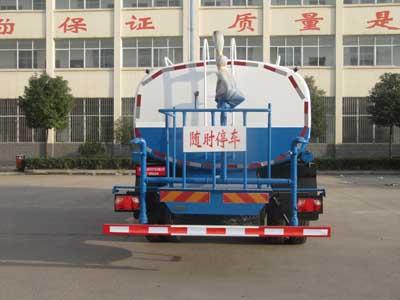 华菱之星12吨洒水车