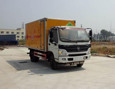 福田易燃氣體運輸車