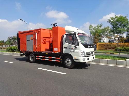 英达牌沥青路面热再生修补车在操作过程需要注意哪些?