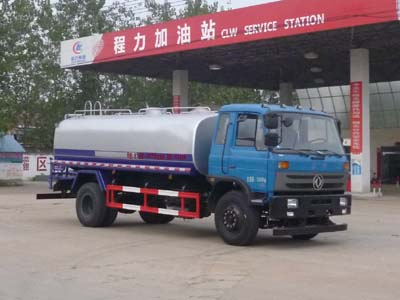 东风153  15方洒水车生产厂家