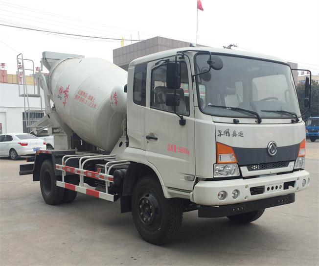 DFZ5160GJBSZ5D1混凝土搅拌运输车