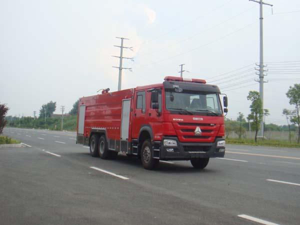 水罐消防车有哪些种类?