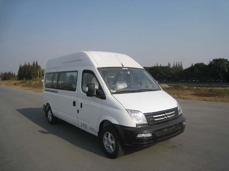 SH5041XLJA2D5旅居车