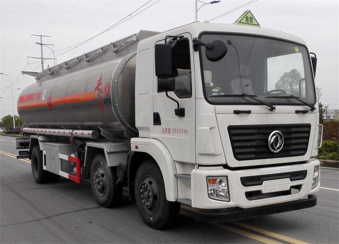 東風鋁合金運油車(16.7噸汽柴煤油)