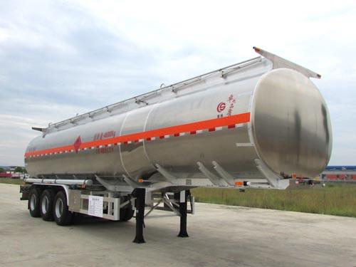 50方鋁合金運油半掛車(鵝頸)