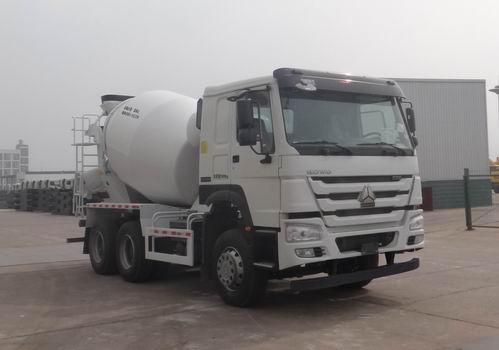 ZZ5257GJBN4347E1B混凝土搅拌运输车