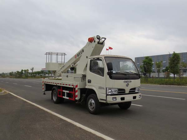 18米直臂式高空作业车