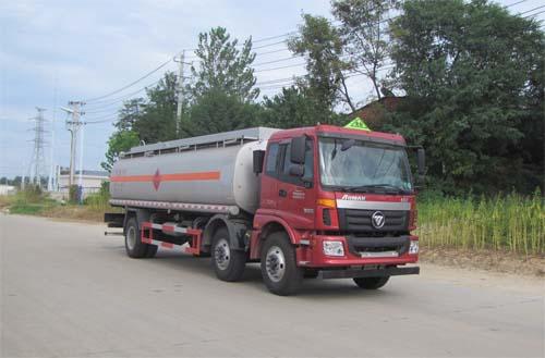 歐曼15噸運油車(汽柴油18.3立方)